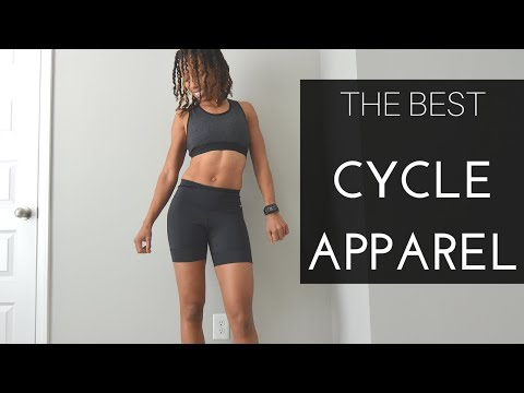 The BEST CYCLING APPAREL EVER! (Top Quality-No Sweat Marks-Perfect Fit)