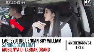 Sandra Dewi DIBAWA KABUR Sama Boy William! | #NebengBoy S4 Eps. 4