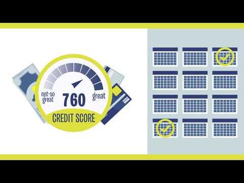 4 Habits to Get Good Credit