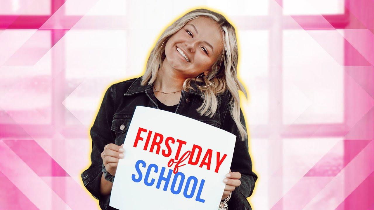 GRWM MY FIRST DAY OF 11TH GRADE    KESLEY JADE LEROY