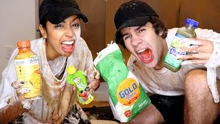DELETING THIS. CRINGY COUPLES TRY NOT TO LAUGH CHALLENGE!