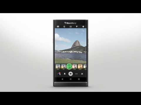 PRIV by BlackBerry - Taking Pictures: Official How To Demo