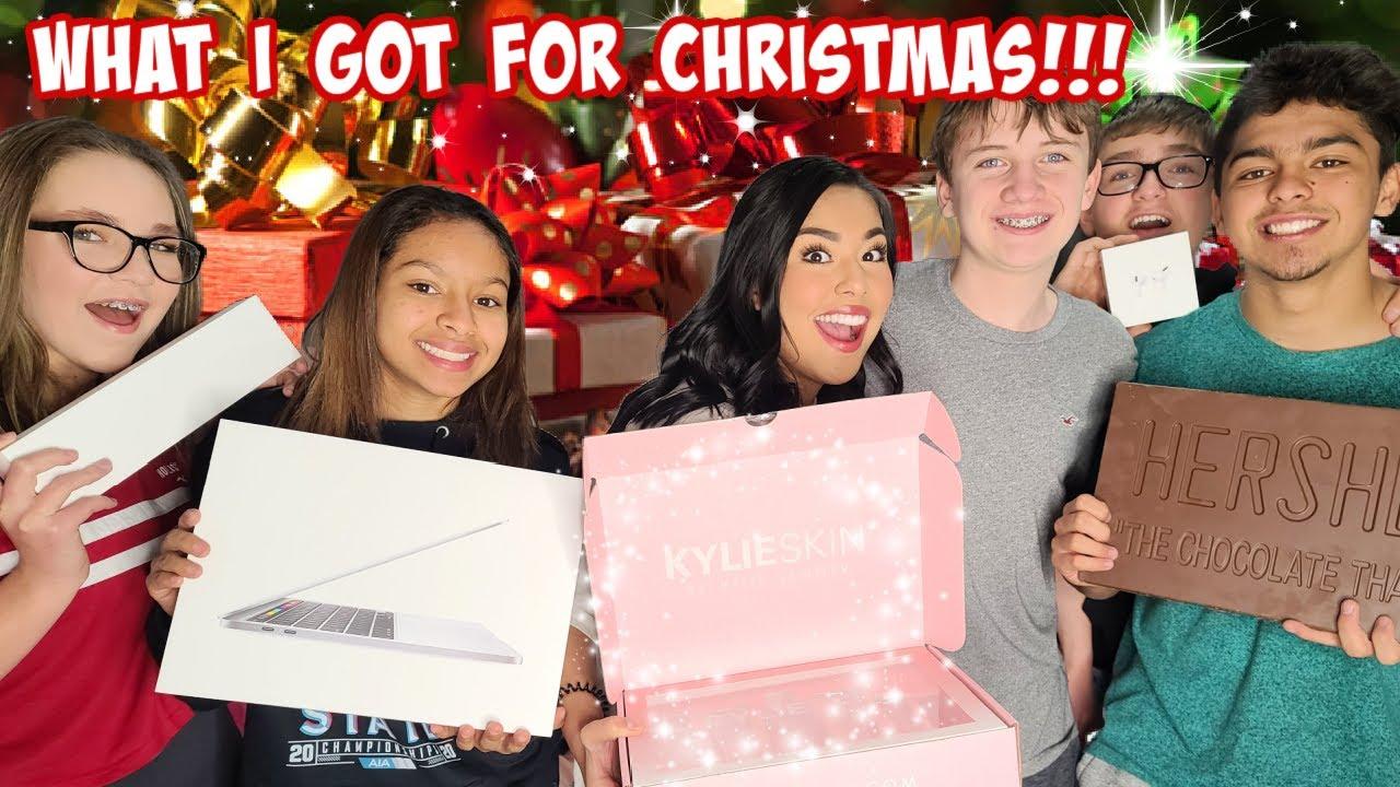 What I Got For CHRISTMAS   Christmas Haul 2020
