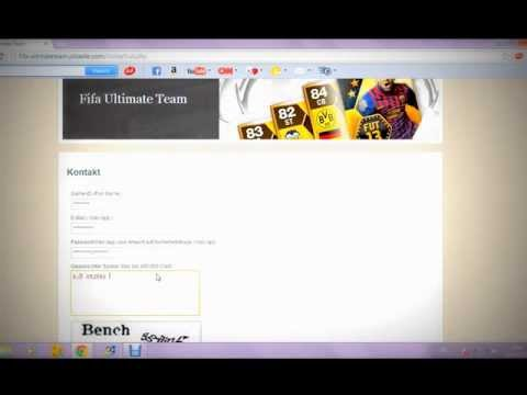 Free Players or Coins For Fifa 15 Ultimate Team Ps3/Ps4 Hack Glitch 100% [German]