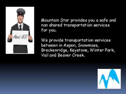 Get Denver to Vail Transportation Service Online