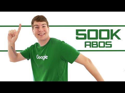 500.000 Abonnenten Livestream! (Aufzeichnung) - felixba