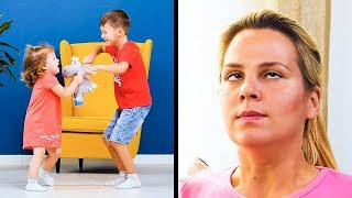 KIDS VS.  PARENTS
