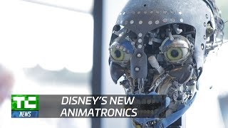 DISNEY'S NEW ANIMATRONICS