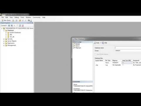 How to Connect To Database Using Java Servlet , HTML & Microsoft SQL Management Studio : 2014