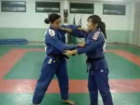 Uchi-Mata - Queda do Judô aplicada ao Jiu Jitsu