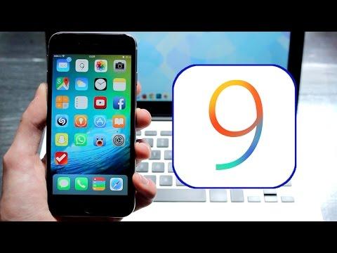 Installer gratuitement iOS 9 Beta 3 sans compte développeur