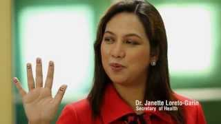 DOH High-Impact Five (Hi-5) in partnership with DepEd & DILG