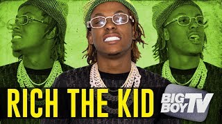 Download Rich The Kid on Having Album of The Year, Lil Uzi Vert, Britney Spears + More! Video