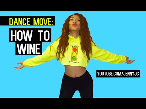 DANCE TUTORIAL- How to Wine (dancehall/soca dance move) step-by-step easy