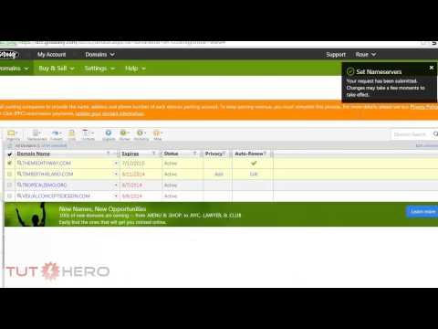 How to Assign A Godaddy Domain To Bluehost CPanel