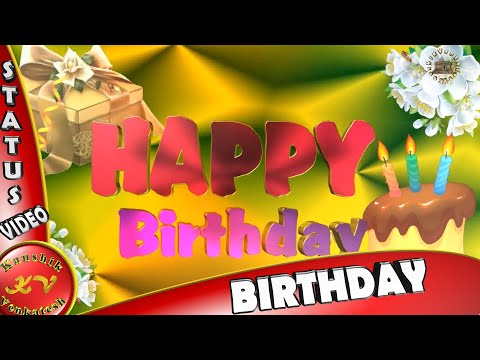 Birthday Wishes For Lover Images Quotes Message Animation Whatsapp Video