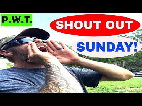 SHOUT OUT SUNDAY!