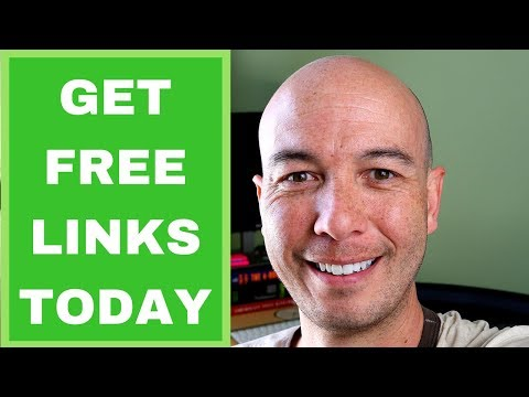 BACKLINKS FOR NICHE SITES - 3 FREE Ways to Get Links TODAY (works for authority websites too)