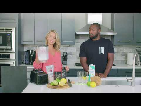Hydrate with our Cocolime Rehydrate Drink | Liv Langdon & Maurice Allen | Onnit Kitchen