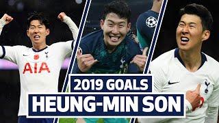 ALL OF HEUNG-MIN SON'S 2019 SPURS GOALS!