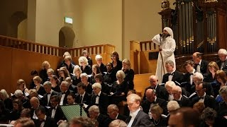 Hassen Rasool - The Royal Call to Prayer From Eton, England - Karl Jenkins - The Armed Man