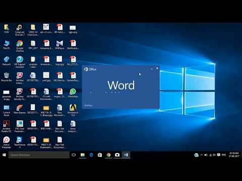 how to turnoff compatibility on Microsoft word office in hindi/2007, 2010, 2013, 2016