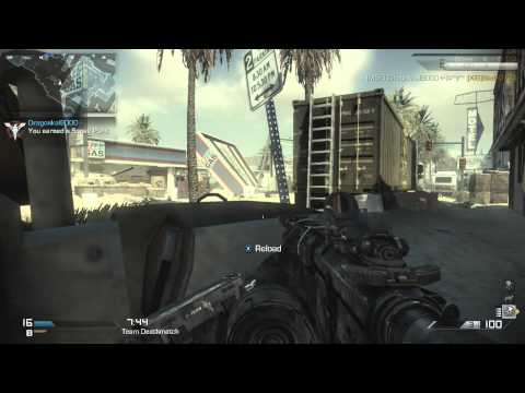 Call of Duty Ghosts - TDM - Octane (12/29/2013) - (70-20) -