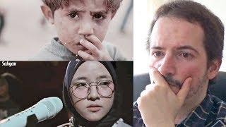 YAMMA MWEL EL HAWA - Sabyan Cover Song-Video REACTION + REVIEW