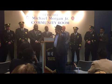 Newark Police open up new 6th Precinct in Ivy Hill neighborhood