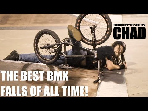 THE BEST BMX FALLS OF ALL TIME!