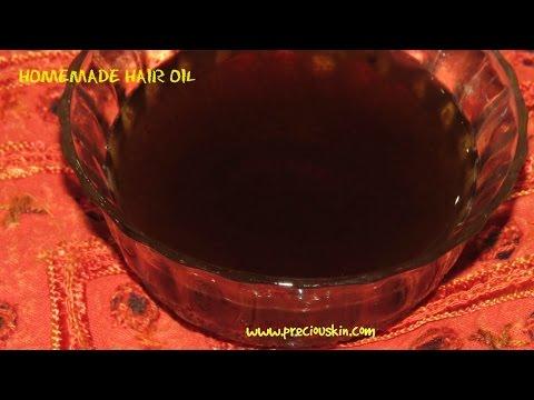 ALOE VERA HAIR OIL - Reduces Hairfall | Grey Hair | Dandruff - Promotes Hair Growth - DIY