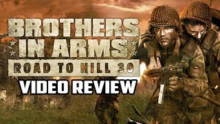 Brothers in Arms: Road to Hill 30 PC Game Review