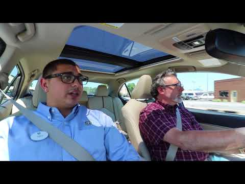 2018 Camry Test Drive Tuesday at Checkered Flag