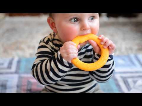 Cthulhu Chew - Lovecraftian Silicone Teething Toy for Babies