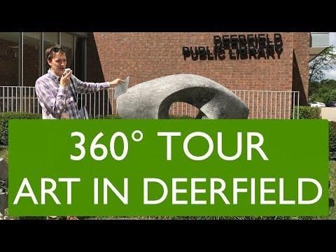 360° Deerfield Public Art Tour
