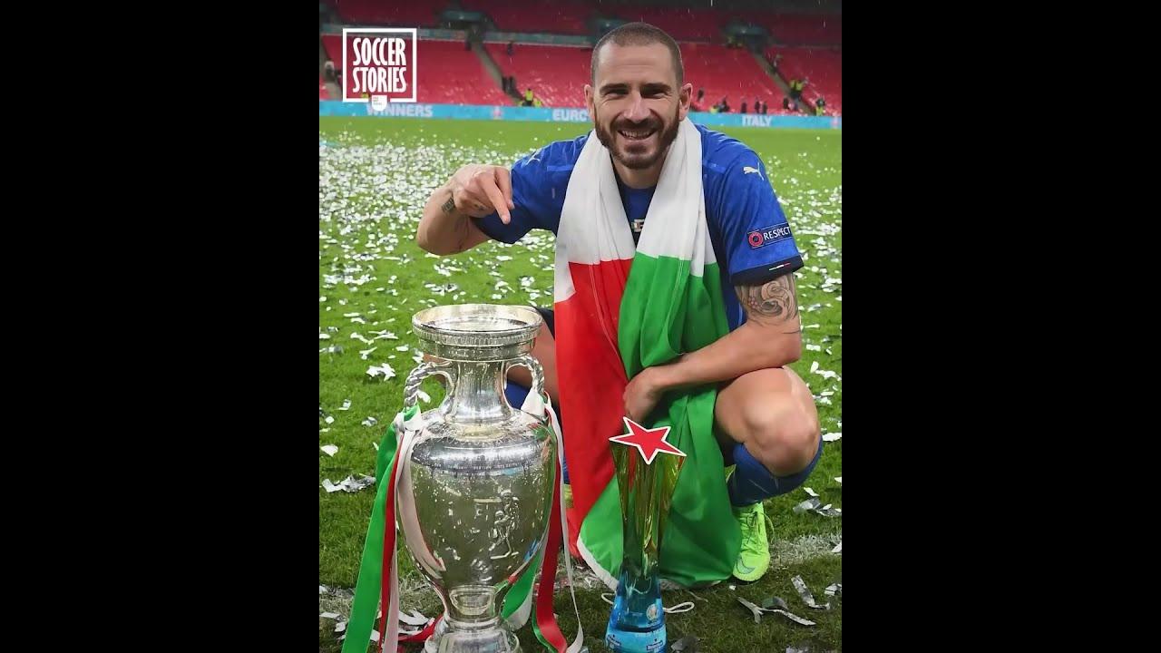 What Bonucci Screamed On Camera Made England Fans Go Crazy | Oh My Goal