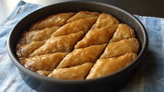 Baklava Recipe - How to Make Baklava from Scratch