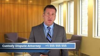 Custody Attorney Lawyer Marketing Video Local Business