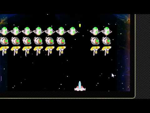 free space invaders game online