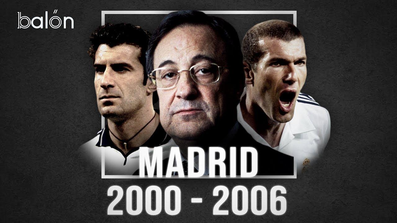 Real Madrid: The Success and Failure of the Galacticos Era