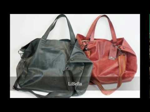 Pre-washing leather bag $580