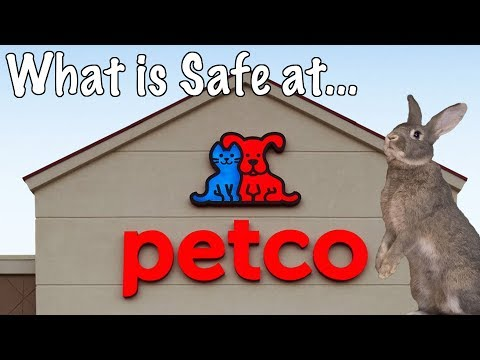 Safe Rabbit Products at Petco!