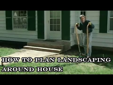 Good plan for landscaping