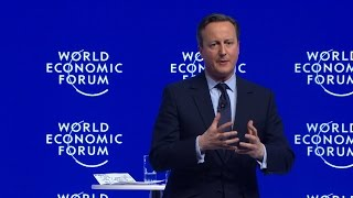 Davos 2016 - Britain in the World