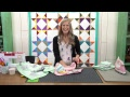 Download Video Download REPLAY: Sew up a self-binding baby blanket with Misty! 3GP MP4 FLV