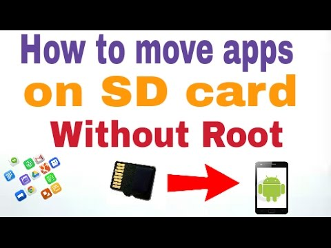 How to move apps on SD card Without Root. (hindi)