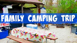 Family Camping Trip- The Great Smokey Mountains