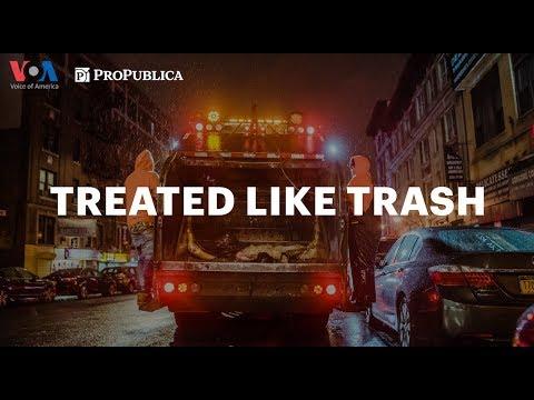 Treated Like Trash