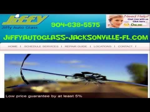 Jiffy Auto Glass - 904-638-5575 - Jacksonville FL 32202 - Windshields and Auto Glass