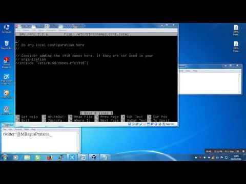 Virtual IP dan Subdomain debian 7